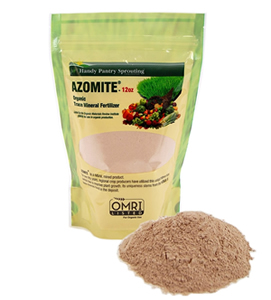 Azomite Mineral Mix for Potting Soil and Sprouting